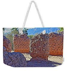 Adobe Walls Weekender Tote Bag