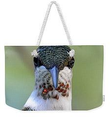 Adolescent Charm Weekender Tote Bag