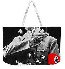 Adolf Hitler Ranting 1  Weekender Tote Bag