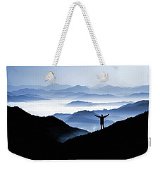 Adoration Of Natural Beauty Weekender Tote Bag