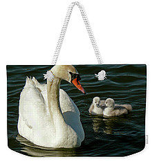 Adoring Mother Weekender Tote Bag