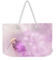 Weekender Tote Bag featuring the photograph Aduna by Greg Collins