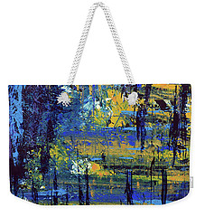 Adventure  Weekender Tote Bag by Cathy Beharriell