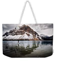 Adventure Unlimited Weekender Tote Bag by Nicki Frates