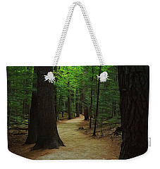 Adventures Weekender Tote Bag