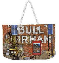 Advertising Of The Past Weekender Tote Bag