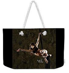 Aerial Ninja Weekender Tote Bag