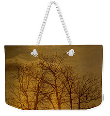 Aeris #12  Weekender Tote Bag by Kevin Blackburn