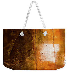 Aeris #13 Weekender Tote Bag by Kevin Blackburn