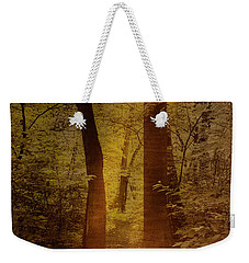 Aeris #15 Weekender Tote Bag by Kevin Blackburn