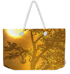 Aeris #3 Weekender Tote Bag by Kevin Blackburn