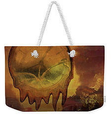 Aeris #7 Weekender Tote Bag by Kevin Blackburn