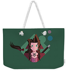 Aeris Weekender Tote Bag by Michael Myers