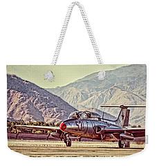 Aero L-29 Delfin Weekender Tote Bag