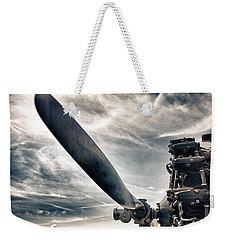 Aero Machine Weekender Tote Bag by Nathan Larson