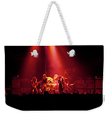 Aerosmith Weekender Tote Bag by Kevin Cable