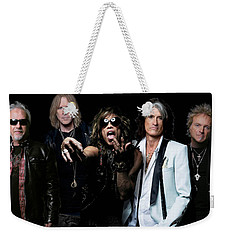 Aerosmith Weekender Tote Bag by Sean