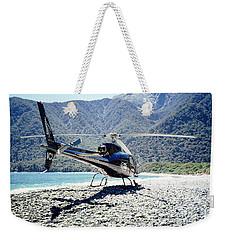 Aerospatiale Ecureuil 350, New Zealand Weekender Tote Bag