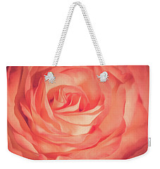Aesthetics Of A Rose Weekender Tote Bag