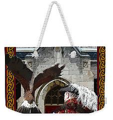 The Falconer Weekender Tote Bag