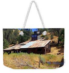 Affordable Housing Kern County Weekender Tote Bag