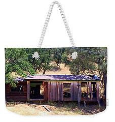 Cozy Cottage Kern County Weekender Tote Bag