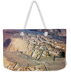 Afghan River Village Weekender Tote Bag