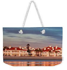 Afloat 6x14 Panel 1 Weekender Tote Bag