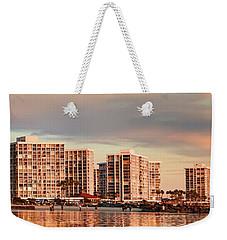 Afloat 6x14 Panel 5 Weekender Tote Bag