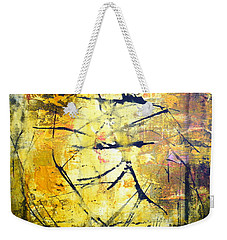 Aforethought Abstract Weekender Tote Bag