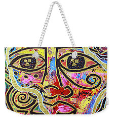 Africa Center Of The World Weekender Tote Bag