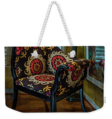African Accent Furniture Weekender Tote Bag