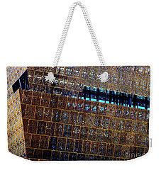African American History And Culture 3 Weekender Tote Bag by Randall Weidner