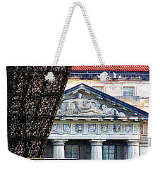 African American History And Culture 5 Weekender Tote Bag by Randall Weidner