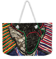 African American History Weekender Tote Bag