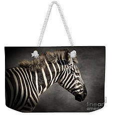 Weekender Tote Bag featuring the photograph African Beauty by TK Goforth
