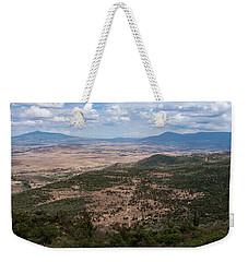 African Great Rift Valley Weekender Tote Bag