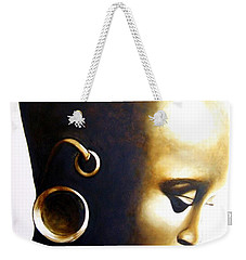 African Lady - Original Artwork Weekender Tote Bag