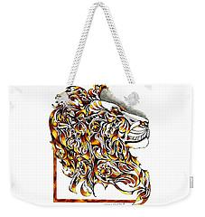 African Spirit Weekender Tote Bag