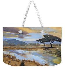 African Vista Weekender Tote Bag