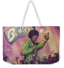 Afroman At Barkleys Weekender Tote Bag