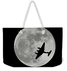 Weekender Tote Bag featuring the photograph After A Long Night by Mark Alan Perry