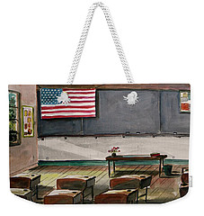 After Class Weekender Tote Bag