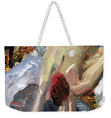 After Degas The Bath I Weekender Tote Bag