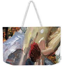 After Degas The Bath I Weekender Tote Bag