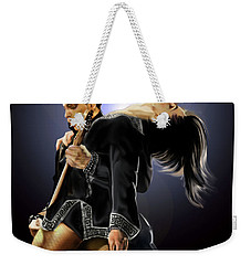 After Doves Cry They Fly Prince Weekender Tote Bag
