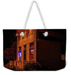 After Hours Weekender Tote Bag