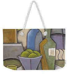 After Hours Weekender Tote Bag by Trish Toro