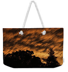 After Storm Sunset Weekender Tote Bag