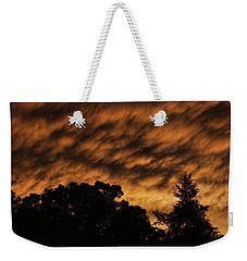 After Storm Sunset Weekender Tote Bag